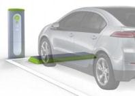 Google instala en su sede un sistema de carga de vehículos eléctricos de forma inalámbrica