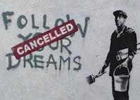 Las 12 obras maestras de Banksy del 2010