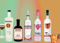 Los 5 vodkas saborizados más extraños del mundo