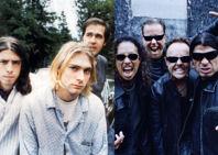 Los fans de Metallica y Nirvana tienen sexo en la primera cita