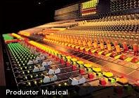 ¿Qué es un productor musical?