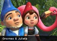 La Repisa de Daniela: Gnomeo & Julieta