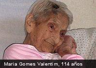 La mujer más anciana del mundo tiene 114 años