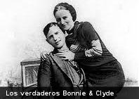 Bonnie & Clyde: Un amor muy peligroso