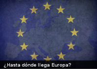 ¿Hasta dónde llega Europa?