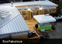 EcoFabulous: Casa eco modular