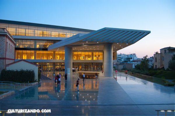 #Ruta360: El Nuevo Museo de la Acrópolis