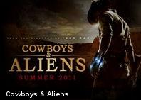 Aliens + Vaqueros + Harrison Ford + Daniel Craig = Súper Producción Taquillera (+Trailer)