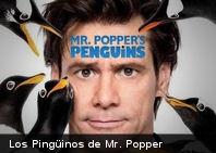 Los Pingüinos de Jim Carrey (+Trailer)