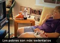 Estudio español confirma: jóvenes de familias más pobres son más sedentarios