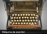 La Maquina de Escribir: Fin de una Era