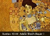 ¿Conoces este cuadro? Adele Bloch-Bauer I