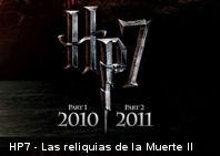 Segundo trailer de Harry Potter y las Reliquias de la Muerte – Parte 2 (Trailer)