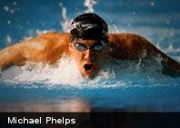 Curiosidades sobre Michael Phelps