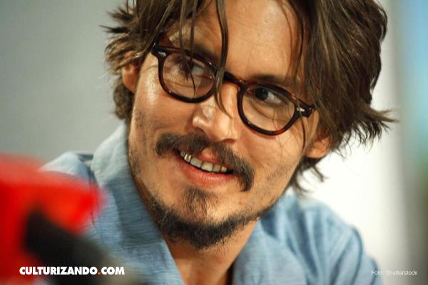 Johnny Depp en 10 datos curiosos (+Video)