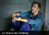 Este es el nuevo videoclip de Coldplay