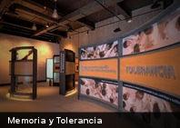 ¿Conoces el Museo Memoria y Tolerancia?