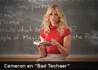 Bad Teacher: la nueva comedia de Cameron Díaz y Justin Timberlake (+Trailer)