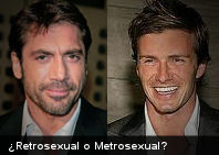 Retro o Metro… ¿Qué tipo de hombre eres?