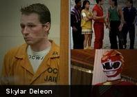 Power Ranger Rojo condenado por tres asesinatos