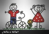 Si pudieras elegir ¿serías niño o niña?