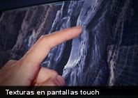 ¿Te imaginas sentir texturas cuando toques una pantalla 'touch'?
