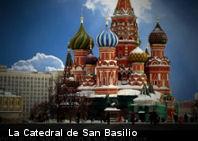 La Catedral de San Basilio a sus 450 años