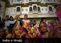 Hindú/Indio: Términos que no deben confundirse