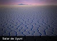 Te presentamos el increíble Salar de Uyuni, en Bolivia