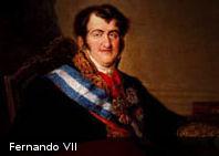 Fernando VII, su miembro gigante y su técnica de fecundación