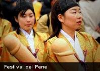 En Japón: Festival del Pene de Metal