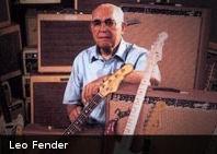 Cápsula Cultural para no meter la pata: ¿Quién fue Leo Fender?