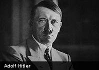 Hitler y su único testículo