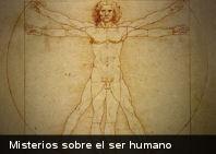 10 misterios sobre el ser humano