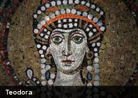 Las dos caras de Teodora: primera feminista y cruel reina de las orgías