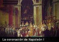 ¿Conoces este cuadro? La coronación de Napoleón I
