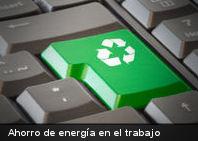 9 consejos para ahorrar energía en el trabajo
