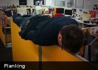 El Planking … ¿Qué es, por qué y para qué?