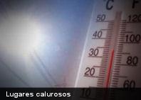 5 de los lugares más calurosos del mundo
