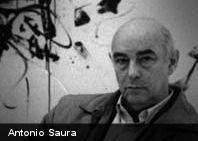 Arte: 5 Maravillosos cuadros de Antonio Saura