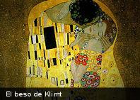 ¿Conoces este cuadro? El beso de Klimt