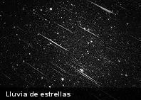 Las lluvias de estrellas esperadas para el 2012
