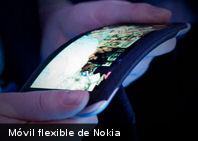 Te presentamos el nuevo teléfono móvil flexible