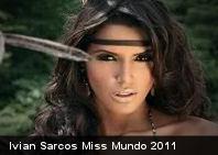 Ivian Sarcos se convierte en la sexta Miss Mundo venezolana