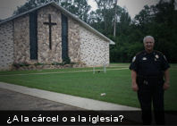 Delincuentes en pueblo de Alabama pueden escoger entre ir a la iglesia o ir a la cárcel