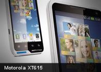 Motorola XT615, un nuevo smartphone Android