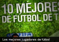 Infografía: 10 Mejores jugadores de fútbol de todos los tiempos
