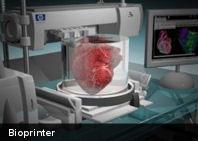 Te presentamos «Bioprinter» la impresora 3D que reproduce tejidos y órganos humanos
