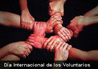 A propósito del Día Internacional de los Voluntarios para el Desarrollo Económico y Social