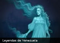 Leyendas de Venezuela: La Llorona